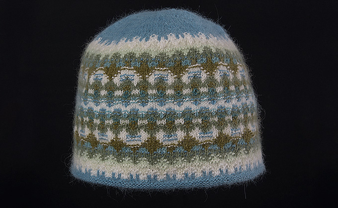 Picture of The Blue One hat