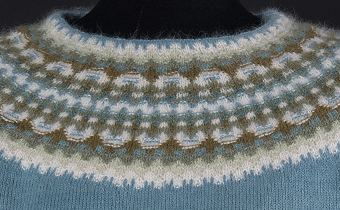 Picture of The Blue one, pullover