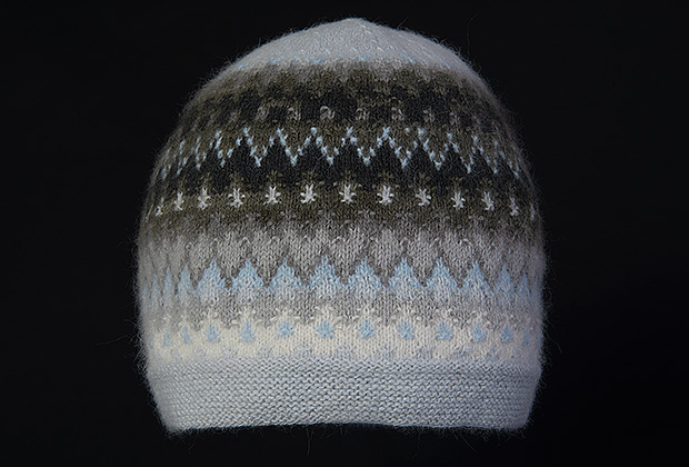 Picture of blue hat
