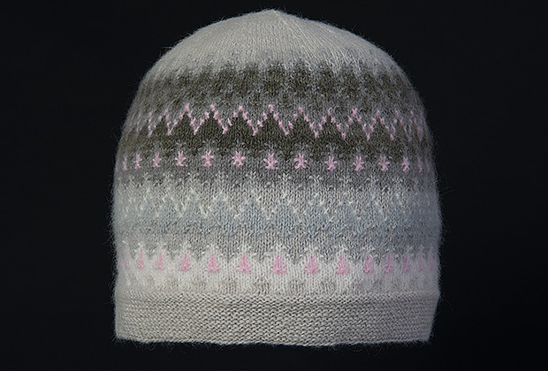 Picture of pink hat