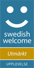 Swedish welcome logotyp